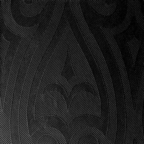 デュニエレガンスナプキン 48×48cmブラック