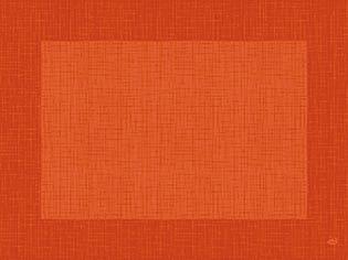 プレースマット 30×40cmオレンジ