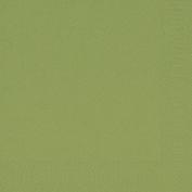 ナプキン3ply 24×24cm ハーバルグリーン
