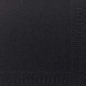 ナプキン3ply 24×24cm ブラック