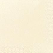 ナプキン3ply 24×24cm クリーム